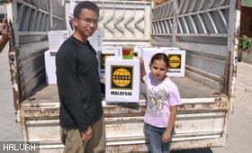 27 Ribu Pelarian Syria Perlukan Bantuan