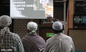 Perkongsian Pengalaman Ke Gaza Tingkat Kesedaran Masyarakat di Pahang