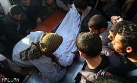 Zionis Terus Serang Gaza, Enam Syahid