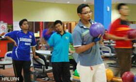 Bowling Persahabatan Meningkatkan Ukhuwah
