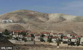 Zionis Luluskan Projek Penempatan E1