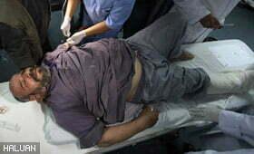 Zionis Serang Gaza, 7 Tercedera