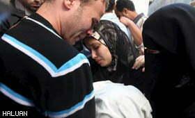 Gaza : Tiba-tiba Saja Tiada Lagi Senyuman Comelnya