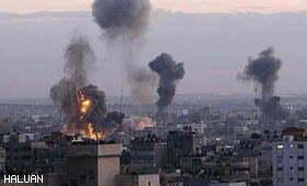 Zionis Sasar Orang Awam Dengan Senjata Haram
