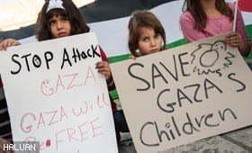 Masyarakat Dunia Bangkit Menentang Serangan Ke Atas Gaza