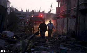 Keluarga di Gaza Berkumpul, Mengharap Keselamatan