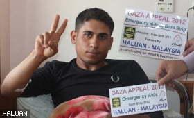 HALUAN Delivers Emergency Aid Post-Ceasefire