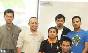 Persediaan Alam Kerjaya & Rumah Tangga di HAK 2013