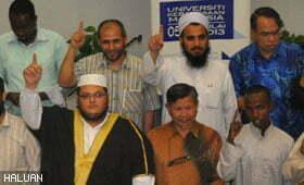 Ramadhan Bersama Huffaz 1434H : Bersatu dan Berkorban Membela Umat Islam