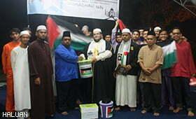 Imam Hafiz Gaza Semarak Ramadan di Kuantan