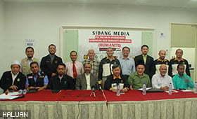 """KENYATAAN MEDIA: Pelancaran Penubuhan Gabungan NGO Humaniti Malaysia (HUMANITI)  """"Care for Egypt"""""""