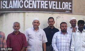 Korban India : 10,000 Peluk Islam Melalui Vellore Islamic Centre