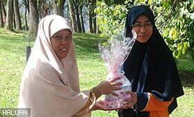 HALUANITA Pulau Pinang Anjur Wanita Jadi Sihat