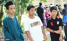 Kelantan Lahirkan Ramai Anak Soleh