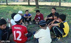 Sentuhan Nurani di KASeH Kelantan