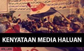 HALUAN Mengutuk Serangan Kejam Tentera Mesir