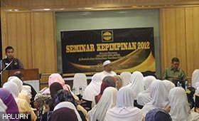 Kerjasama HALUAN Malaysia dan SAHABAT Terjalin