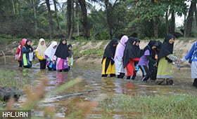 KMK Kelantan Mengeratkan Ukhuwah Remaja Kontemporari