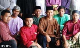 Ziarah Aidilfitri HALUAN Johor Erat Persaudaraan Ahli dan Masyarakat