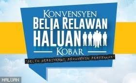 Jom! Sertai Konvensyen Belia Relawan HALUAN