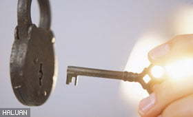 Kunci Apa Yang Kita Miliki