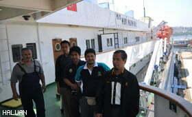 Mavi Marmara Suntik Semangat Relawan MBKS2