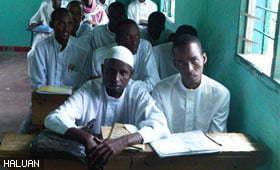 NKEI Fokus Kepada Pendidikan Anak-Anak Somalia