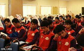 JDK Pesat Melatih Remaja Berpotensi Tinggi