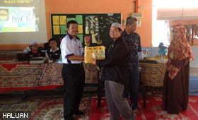 PROCAST Kedah & Pulau Pinang membantu calon SPM 2013