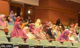 Konvensyen Wanita Mendapat Sambutan Penjawat Awam Putrajaya