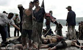 Masyarakat Dunia Perlu Bantu Rohingya