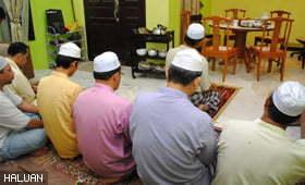 Rumahtangga Muslim Menjamin Kelangsungan Dakwah