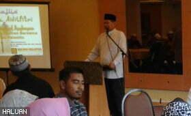 HALUAN Raikan Dermawan Program Huffaz Ramadhan di Sarawak