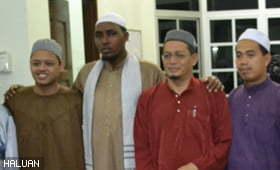 Ramadhan Bersama Huffaz : Masyarakat Sg Buloh Prihatian Keperitan Somalia