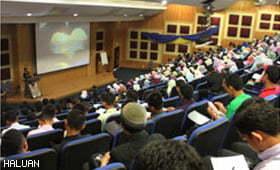 Seminar Kesejahteraan Mahasiswa kali ke-9 Membina Mahasiswa
