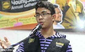 STAR! 2013 Gilap Bakat Remaja Berdakwah Di Lapangan Media Kreatif