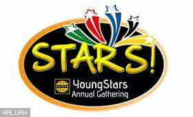 Ayuh Bersama Memeriahkan HALUAN Youngstars Annual Gathering (STAR!)