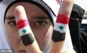 النشرة الإخبارية التحالف لإنقاذ سوريا