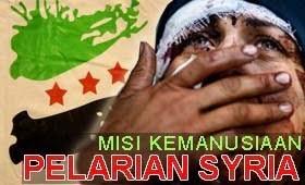 Pasukan Misi Kemanusiaan Syria Selamat Pulang