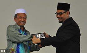 Sentuhan Mufti Terengganu di JDK Zon Timur