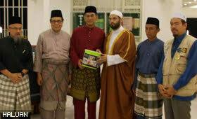 Ramadhan Bersama Huffaz 1434H : UTeM Bantu Mereka Yang Memerlukan