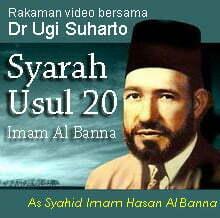 Syarah Usul 20 Imam Hasan Al Banna