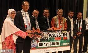 Palestin Tetap Segar di Hati Warga UTeM