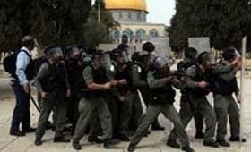 150 Tercedera dan Puluhan Lagi Ditangkap di Baitulmaqdis