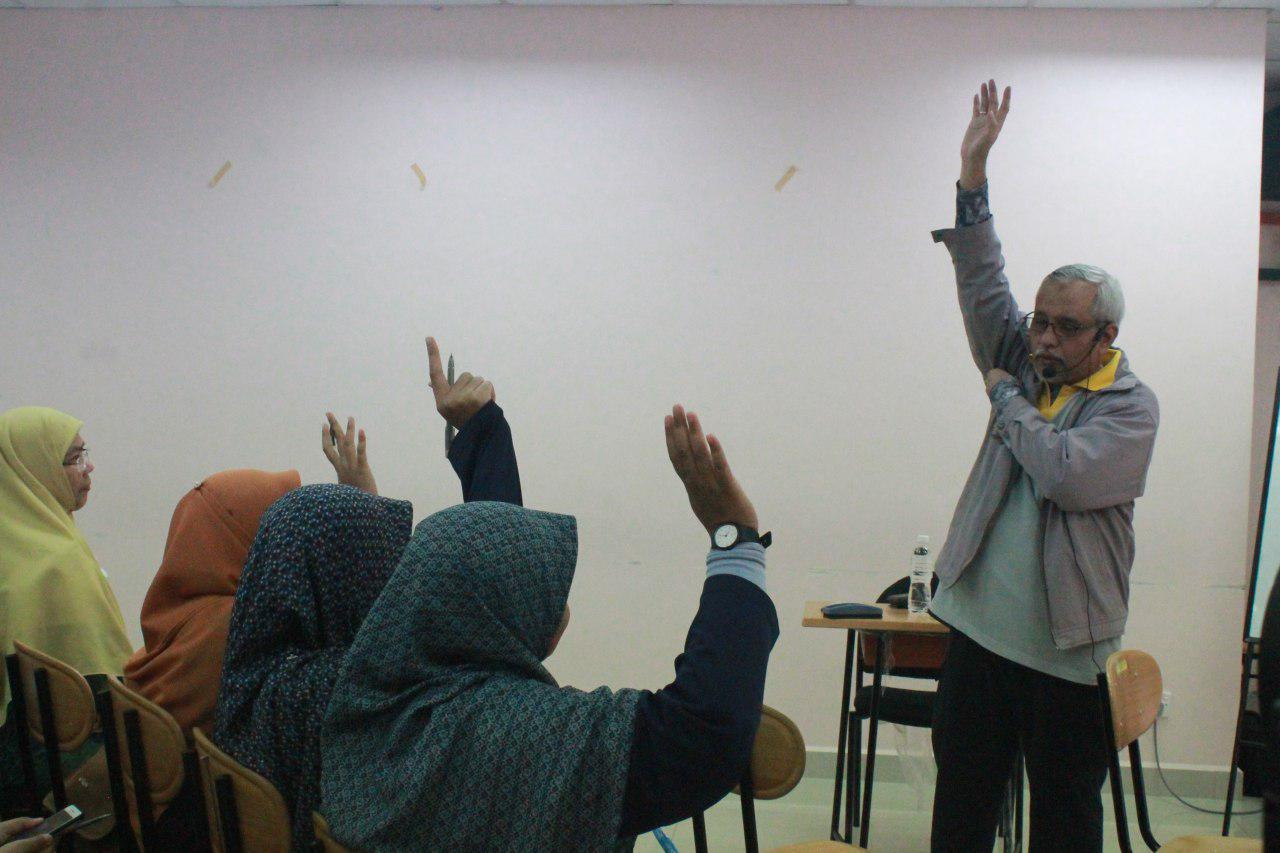 BHF Lancar Bengkel Interpersonal Dakwah Kepada NYMs