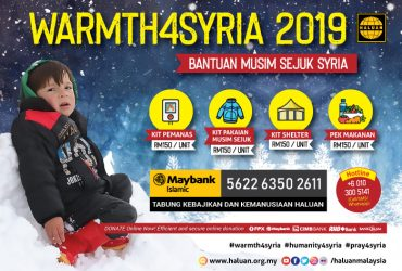Warmth For Syria