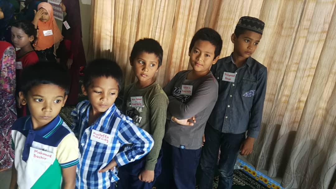 HALUAN Buka Pusat Didik Rohingya di Alor Setar