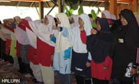 46 Remaja Puteri Ikuti Program PESONA Tahap 2