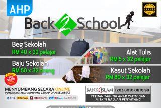 AHP Back 2 School