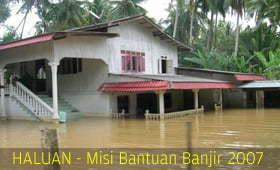 HALUAN Kelantan menziarahi Keluarga Allahyarhamah Adik Nurul Iliana
